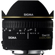 SIGMA 15mm F2.8 EX DG FISHEYE for Canon - Lens
