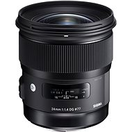 SIGMA 24mm F1.4 DG HSM ART for Canon - Lens