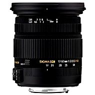 SIGMA 17-50 mm F2.8 EX DC OS HSM for Canon
