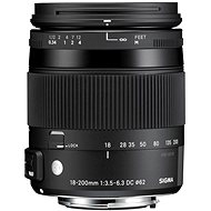 SIGMA 18-200mm F/3.5-6.3 DC MACRO OS HSM for Nikon (Contemporary Series)
