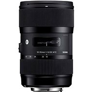SIGMA 18-35mm f/1.8 DC HSM for Canon ART - Lens