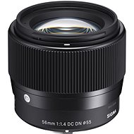 SIGMA 56mm f/1.4 DC DN for Olympus/ Panasonic (Contemporary Series) - Lens