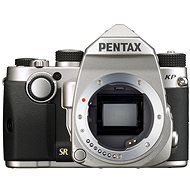 PENTAX KP Body (Silver) - DSLR Camera
