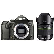 PENTAX KP black + DA 18-270 mm - Digital Camera