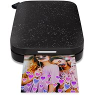 HP Sprocket 200 Photo Printer black - Dye-sublimation Printer