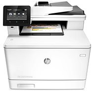 HP Color LaserJet Pro MFP M477fdw JetIntelligence - Laser Printer