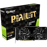 Palit GeForce GTX 1660 SUPER GP - Graphics Card