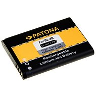 PATONA for Nokia BL-5B 1000mAh 3.7V Li-Ion - Mobile Phone Battery