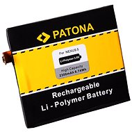 PATONA for LG Nexus 5 D820 2300mAh 3.8V Li-Pol BL-T9 - Mobile Phone Battery