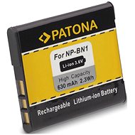 PATONA for Sony NP-BN1 630mAh Li-Ion - Camera Battery