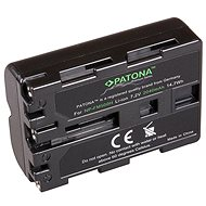 PATONA for Sony NP-FM500H 2040mAh Li-Ion Premium - Camera battery