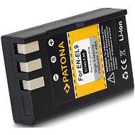PATONA for Nikon EN-EL9 1000mAh Li-Ion - Camera Battery