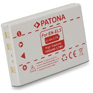PATONA for Nikon EN-EL5 1000mAh Li-Ion - Camera battery