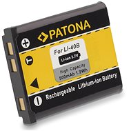 PATONA for Olympus Li-40B / Li-42B 500mAh Li-Ion - Camera Battery