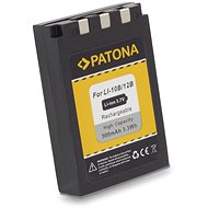 PATONA for Olympus Li-12B / Li-10B 900mAh Li-Ion - Camera battery