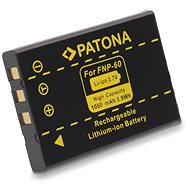 PATONA for the Fuji NP-60 1050mAh Li-Ion - Camera Battery