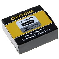 PATONA for SJCAM SJ4000 900mAh Li-Ion, Rollei 220 - Camcorder Battery