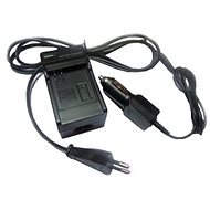 PATONA Photo 2in1 JVC VF707, BN-VF714 - Battery Charger