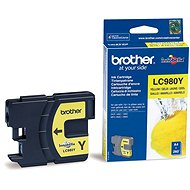 Brother LC-980Y - Cartridge