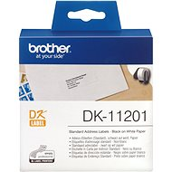 Brother DK-11201 - Paper Label
