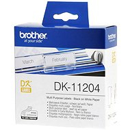 Brother DK-11204 - Paper Labels