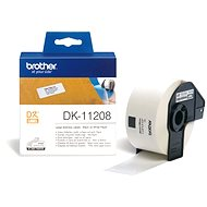 Brother DK 11208 - Paper Label