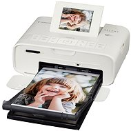 Canon SELPHY CP1200 White - Dye-sublimation Printer