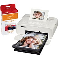 Canon SELPHY CP1200 white + FREE RP-54 paper pack - Dye-sublimation Printer
