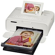 Canon SELPHY CP1300 White Wireless Compact Photo Printer - Dye-sublimation Printer
