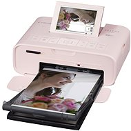 Canon SELPHY CP1300 Pink Wireless Compact Photo Printer - Dye-sublimation Printer