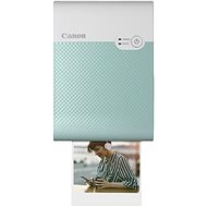 Canon SELPHY Square QX10 Green KIT (incl. 20pcs of paper) - Dye-sublimation Printer