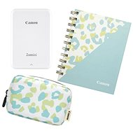 Canon Zoemini PV-123 White Essential - Kit - Dye-sublimation Printer