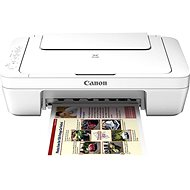 Canon PIXMA MG3051 White - Inkjet Printer