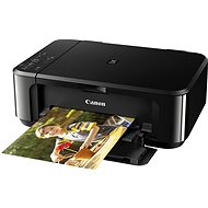 Canon PIXMA MG3650 Black - Inkjet Printer