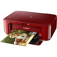 Canon PIXMA MG3650 Red - Inkjet Printer