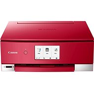 Canon PIXMA TS8252 red - Inkjet Printer