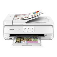 Canon PIXMA TS9551C white - Inkjet Printer