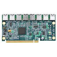 ANPIX adapter from PCIe x16 to 8x USB (PCIe riser) - Adapter
