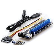 UNIBOS PCIe x16 to PCIe x1 (PCIe riser) - Adapter