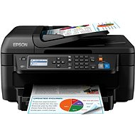 Epson WorkForce WF-2750DWF - Inkjet Printer