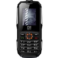 Pelitt Pebble black - Mobile Phone