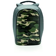 "XD Design Bobby anti-theft backpack 14"", camouflage green - Laptop Backpack"