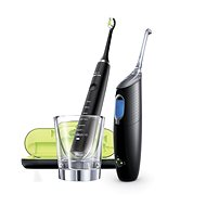 Philips Sonicare DiamondClean and AirFloss Ultra Black HX8491/03 - Set