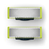 Philips OneBlade QP220/50 Replacement Blades, 2pcs - Men's Shaver Replacement Heads