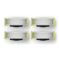 Philips OneBlade QP240/50 Replacement Blades, 4pcs - Men's Shaver Replacement Heads