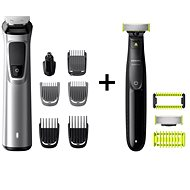 Philips DuoPack MG9710/90 - Trimmer