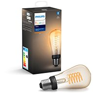 Philips Hue White Filament 7W E27 ST64 - LED Bulb