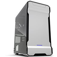 Phanteks Enthoo EVOLV MATX Tempered Glass SIlver - PC Case