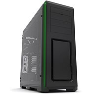 Phanteks Enthoo Luxe Tempered Glass Black - PC Case