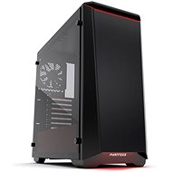Phanteks Eclipse P400S Tempered black-red